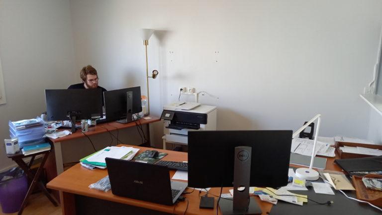 Le bureau d'Hascalinnov